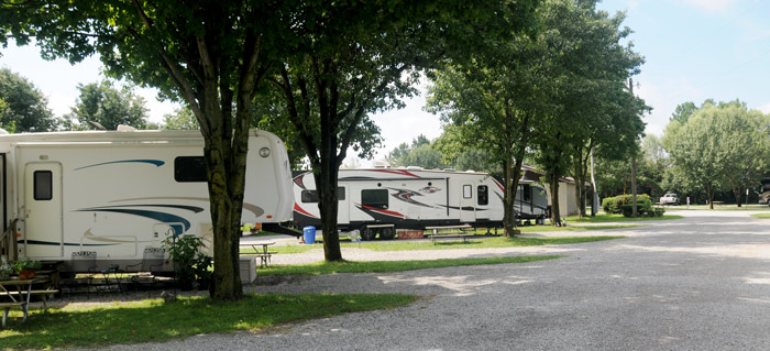 RV Campground Clarksville